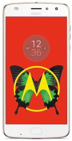 Смартфон Motorola Moto Z2 Play золотистый 5.5 64 Гб LTE NFC Wi-Fi GPS 3G SM4481AJ1U1 смартфон motorola g5s 32 гб золотистый pa7w0022ru