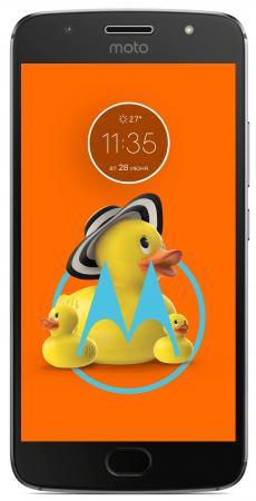 Смартфон Motorola G5S серый 5.2 32 Гб LTE Wi-Fi GPS 3G XT1794  PA7W0006RU смартфон asus zenfone zf3 laser zc551kl золотистый 5 5 32 гб wi fi lte gps 3g 90az01b2 m00050