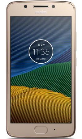 Смартфон Motorola G5S золотистый 5.2 32 Гб LTE Wi-Fi GPS 3G XT1794 PA7W0022RU смартфон motorola g5s 32 гб золотистый pa7w0022ru