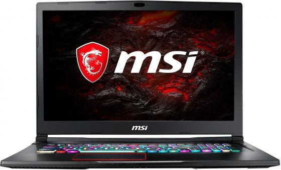 Ноутбук MSI GE73VR 7RF-061RU Raider 17.3 1920x1080 Intel Core i7-7700HQ 1 Tb 256 Gb 16Gb nVidia GeForce GTX 1070 8192 Мб черный Windows 10 Home 9S7-17C112-061 eu uk standard sesoo 3 gang 1 way remote control switches wireless remote control touch switch white crystal glass switch panel