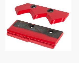 Нож сменный для шнека двухзаходный для грунта DDE 200мм DK-200 головка dde гм 50