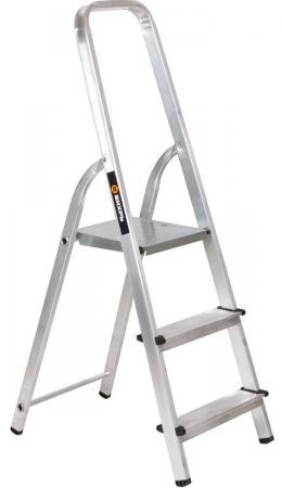 Лестница-стремянка Вихрь СА 1х3 алюминиевая стремянка вихрь са 1х3