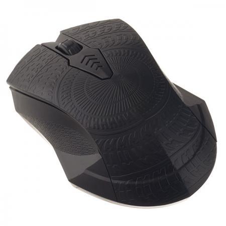 лучшая цена Мышь проводная Perfeo Stamp PF-611-OP чёрный USB
