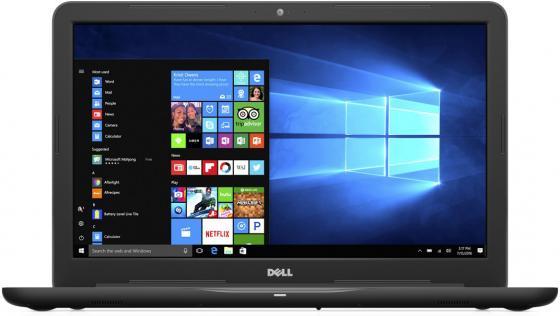 Ноутбук Dell Inspiron 5767 Pentium 4415U(2.3)/4G/500G/17,3HD+ /Intel HD610/DVD-SM/BT/Win10 (5767-1905) (Black) ноутбук dell inspiron 5767 5767 2723 5767 2723