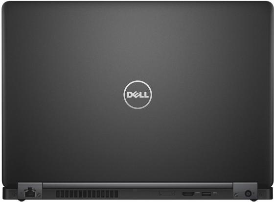 """Ноутбук DELL Latitude 5480 14"""" 1920x1080 Intel Core i5-6440HQ 512 Gb 8Gb 4G LTE Intel HD Graphics 530 черный Windows 10 Professional 5480-7850"""