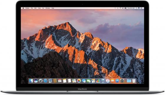 Ноутбук Apple MacBook 12 2304x1440 Intel Core i5 512 Gb 8Gb HD Graphics 615 серебристый macOS MNYJ2RU/A