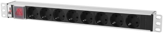 Блок розеток ЦМО R-10-8S-V-440-Z 8 розеток цена