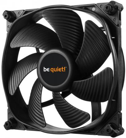 Вентилятор be quiet! SilentWings 3 120x120x25мм 4pin BL066 вентилятор be quiet silentwings 3 140x140x25мм 4pin 1600rpm bl071