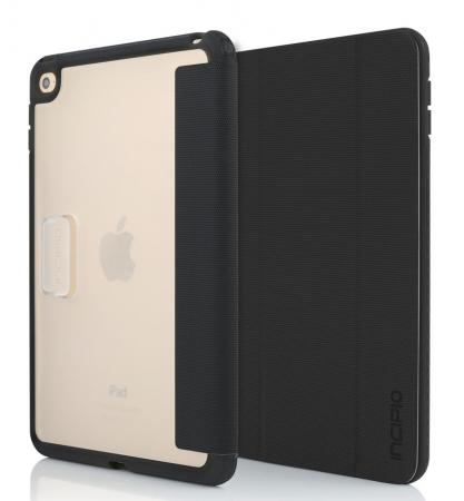 Чехол Incipio Octane Folio для iPad mini 4. Материал пластик/TPU. Цвет черный. octane fitness pro4700touch