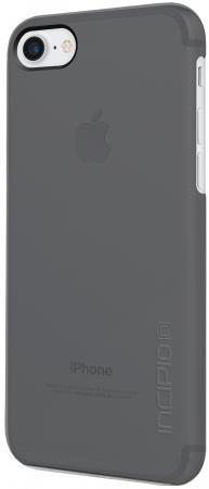 Чехол Incipio Feather Pure для iPhone 7. Материал пластик. Цвет серый.