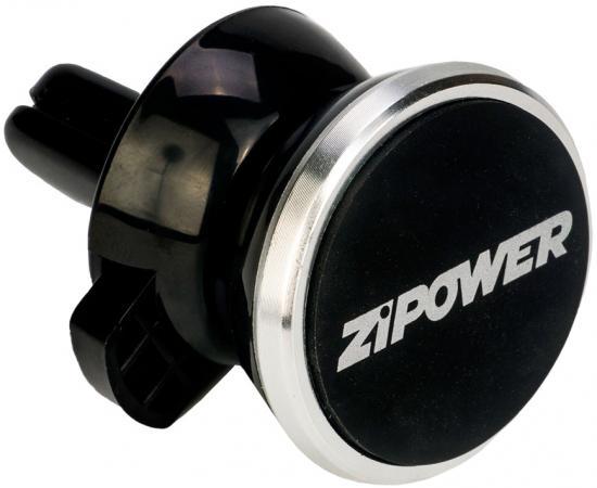 Автомобильный держатель ZIPOWER PM 6620 черный компрессор автомобильный zipower с манометром pm 6505