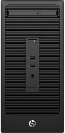 Системный блок HP 280 G2 G4400 3.3GHz 4Gb 500Gb HD510 DVD-RW Win10 клавиатура мышь черный + монитор V213 1QL93ES системный блок lenovo s200 mt j3710 4gb 500gb dvd rw dos клавиатура мышь черный 10hq001fru