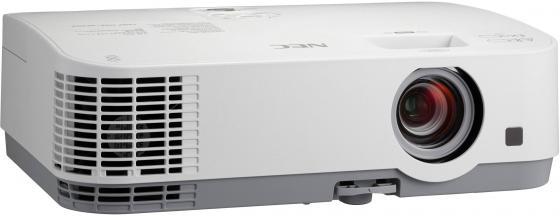 Проектор NEC ME401X 1024x768 4000 люмен 12000:1 белый обогреватель polaris pch 1024 белый