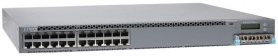 Фото - Коммутатор Juniper EX4300-24T управляемый 24 порта 10/100/1000Mbps juniper mx series