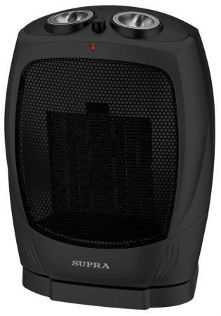 Тепловентилятор Supra TVS-PS15-2 1500 Вт чёрный tvs basilico