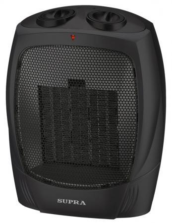 Тепловентилятор Supra TVS-PN15-2 1500 Вт чёрный тепловентилятор supra tvs 20fu 2 black