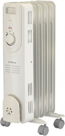 Масляный радиатор Supra ORS-05-S2 1000 Вт белый