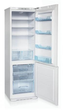 Холодильник Бирюса Б-M130S белый холодильник бирюса б 238 однокамерный белый