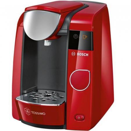 Кофемашина Bosch Tassimo TAS4503 1300 Вт красный черный аксессуар bosch tassimo 574958