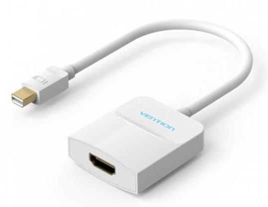 Переходник Vention Mini DisplayPort - HDMI F HBCWB vention abaaf round mini hdmi to hdmi adapter cable