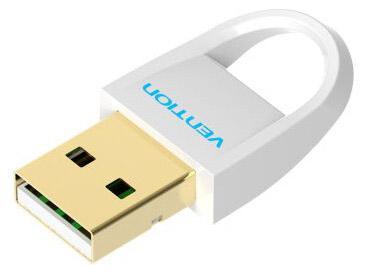 Беспроводной USB адаптер Vention CDDW0 Bluetooth 4.0 белый адаптер usb bluetooth v 2 0 mobiledata ubt 208