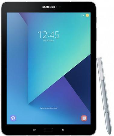 Планшет Samsung Galaxy Tab S3 9.7 32Gb серебристый Wi-Fi Bluetooth Android SM-T820NZSASER samsung galaxy tab 2 10 1 wi fi 3g