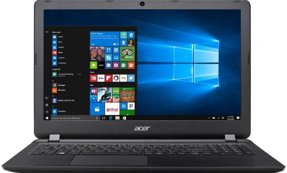 Ноутбук Acer Extensa EX2540-55BU 15.6 1366x768 Intel Core i5-7200U 500 Gb 4Gb Intel HD Graphics 620 черный Linux NX.EFHER.014 ноутбук acer extensa ex2540 38j4 core i3 6006u 2 0ghz 15 6 4gb 1tb hd graphics 520 w10 64 black nx efger 006