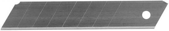 Лезвия Stayer Standard сегментированные 18мм 10шт в боксе 09150-S10 лезвия stayer profi сегментированные 18мм 10шт 0915 s10