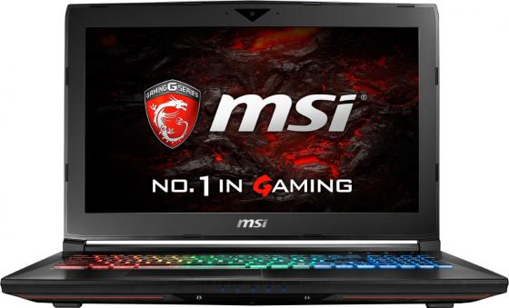 msi gt72 6qd dominator g Ноутбук MSI GT62VR 7RE-426RU Dominator Pro 15.6 1920x1080 Intel Core i7-7700HQ 1 Tb 256 Gb 16Gb nVidia GeForce GTX 1070 8192 Мб черный Windows 10 Home 9S7-16L231-426