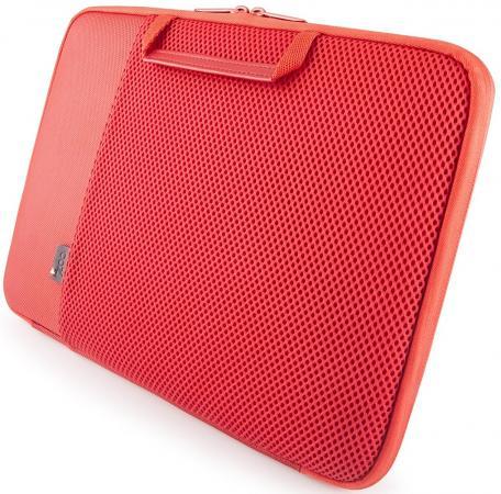 Сумка для ноутбука MacBook Pro 15 Cozistyle ARIA Smart Sleeve красный сумка универсальная cozistyle smart travel kit компрессионный литой eva красный cstk011
