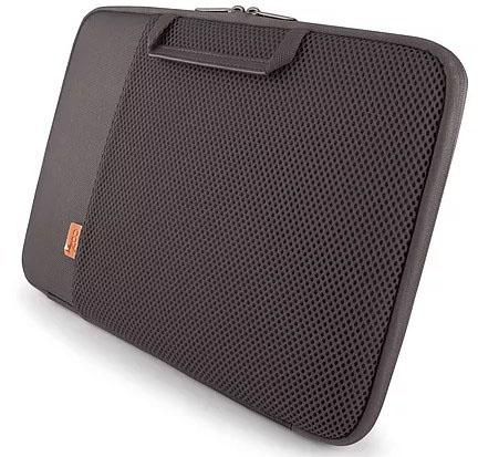 "цены Сумка для ноутбука MacBook Pro 15"" Cozistyle ARIA Smart Sleeve CASMS1523 Stone Gray серый"