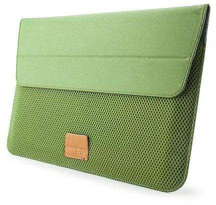 Чехол для ноутбука MacBook Air 13 Cozistyle ARIA Stand Sleeve CASS1305 Fern Green зеленый сумка cozistyle чехол для macbook air 15 stand sleeve