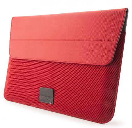 Сумка для планшета MacBook Air 13 Cozistyle ARIA Stand Sleeve MacBook 13 Air/ Pro Retina - Flame Red полиуретан поликарбонат красный 5 pa for apple ipad pro surface pro 3 4 sleeves bags macbook pro air 11 12 13 14 15 inch suit pants grey style laptop sleeve