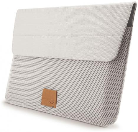Сумка для ноутбука MacBook Air 13 Cozistyle ARIA Stand Sleeve MacBook 13 Air/ Pro Retina поли ткань Lily White сумка cozistyle aria smart sleeve macbook 13 air pro retina lily white