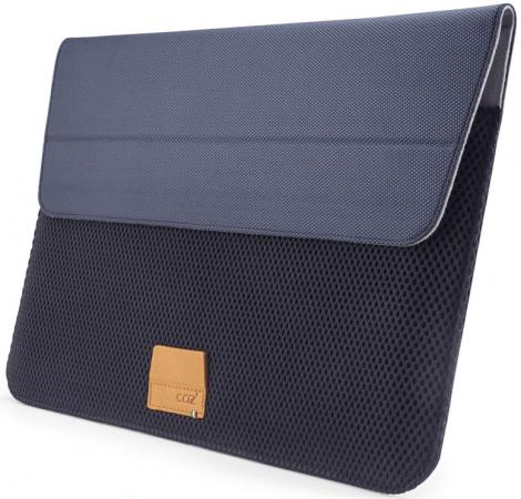 Сумка для ноутбука MacBook Pro 15 Cozistyle ARIA Stand Sleeve MacBook 15 Pro Retina поли ткань Dark Blue cheerlink universal desktop stand for retina ipad mini cell phone tablet pc black blue