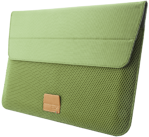 Сумка Cozistyle ARIA Stand Sleeve MacBook 15 Pro Retina - Fern Green aria women s flutter sleeve short knit gown