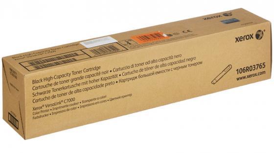 Фото - Картридж Xerox 106R03765 для VersaLink C7000 черный 10700стр картридж xerox 106r03767 для versalink c7000 пурпурный 10000стр