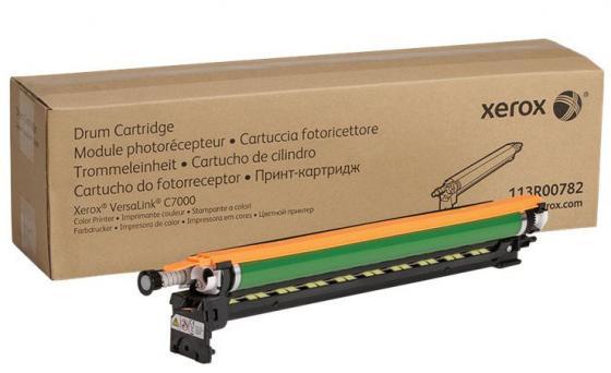 Фотобарабан Xerox 113R00782 для Xerox VersaLink C7000 черный 82200стр фотобарабан xerox 113r00779 для xerox versalink b7000