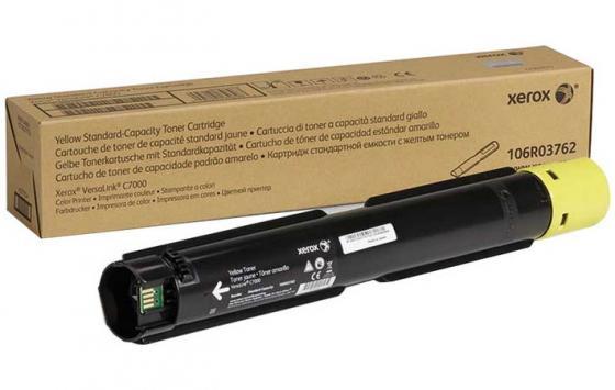Фото - Картридж Xerox 106R03770 для VersaLink C7000 желтый 3300стр картридж xerox 106r03767 для versalink c7000 пурпурный 10000стр