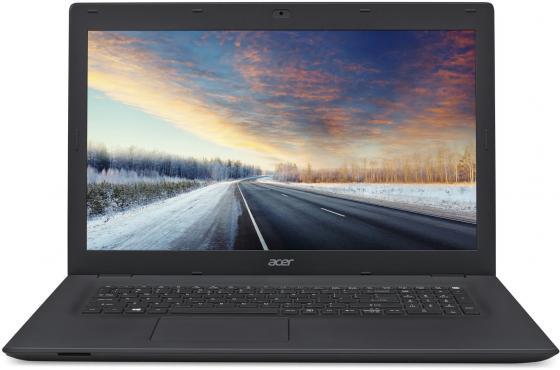 Ноутбук Acer TravelMate TMP278-M-P57H 17.3 1600x900 Intel Pentium-4405U 500 Gb 4Gb Intel HD Graphics 510 черный Windows 10 Home NX.VBPER.010 nokotion mbv4e01002 48 4nm01 01m laptop motherboard for acer travelmate 8573t intel s989 ddr3 mainboard
