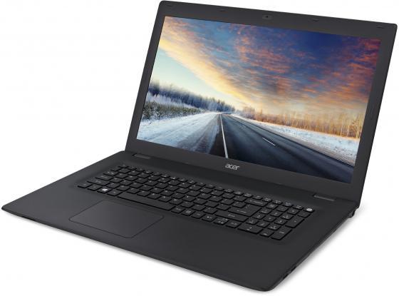 "Ноутбук Acer TravelMate TMP278-M-39EF Core i3 6006U/4Gb/500Gb/DVD-RW/Intel HD Graphics 520/17.3""/HD+ (1600x900)/Linux/black/WiFi/BT/Cam/2520mAh"