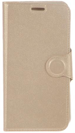 Чехол Redline для Samsung Galaxy J5 Prime Book Type золотистый УТ000010764