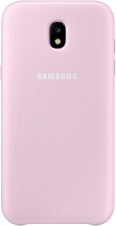 Чехол Samsung EF-PJ530CPEGRU для Samsung Galaxy J5 2017 Dual Layer Cover розовый чехол samsung ef pj530cpegru для samsung galaxy j5 2017 dual layer cover розовый