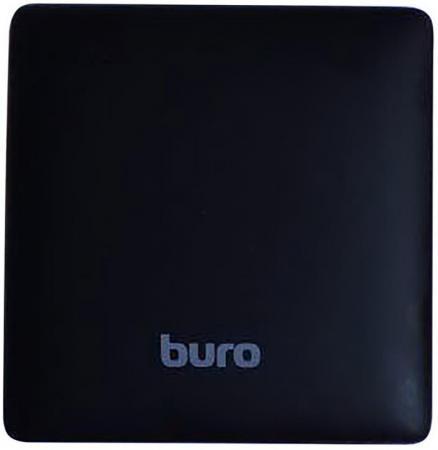 Портативное зарядное устройство Buro RA-7500PL-BK Pillow 7500мАч черный mac eng 6 fluency bk