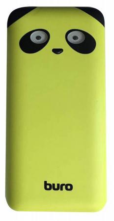 Фото - Портативное зарядное устройство Buro RA-10000PD-GN Panda 10000мАч зеленый портативное зарядное устройство orico ld200 белый