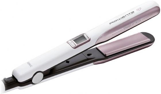 Выпрямитель для волос Rowenta SF7660F0 34Вт белый розовый rowenta sf 3132