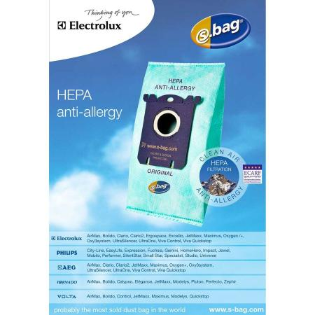 Пылесборники Electrolux E206BHEPA 4шт цена
