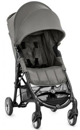 Прогулочная коляска Baby Jogger City Mini Zip (серый) baby jogger коляска baby jogger city mini zip бампер black черный