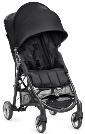 Прогулочная коляска Baby Jogger City Mini Zip (черный) baby jogger коляска baby jogger city mini zip бампер black черный