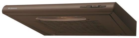 Вытяжка козырьковая Hansa OSC6111BH коричневый